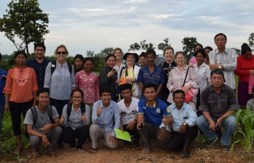 Viaje de formación a Camboya - Foto Manos Unidas