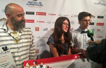 La Sexta en la Final de Clipmetrajes. Foto:Marta Carreño
