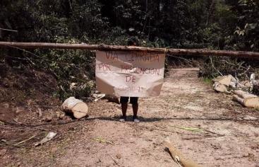La Amazonía y la pandemia de coronavirus. Foto: REPAM