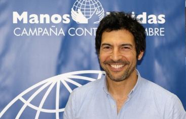 Quico Taronjí, embajador de Manos Unidas. Foto:Javier Mármol