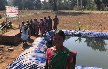 India - Foto Ana Luna Mans Unides - Agricultura sostenible