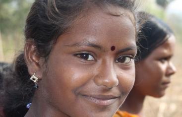 El tráfico de niñas es un grave problema en Jharkhand.