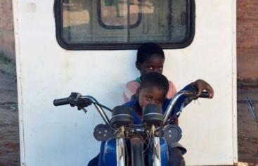 Ambulancia de Hospital Kapiri (Mtengo) . Foto Manos Unidas