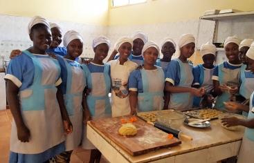 Centro de Formación de la Mujer en Sam Sam_Senegal_ Manos Unidas. Foto: Marta I. González