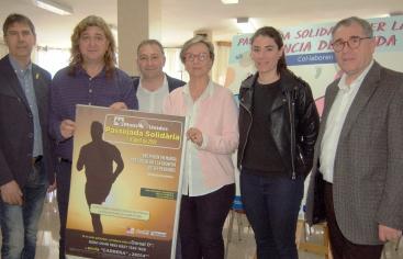 Passejada solidària a 10 localitats lleidatanes