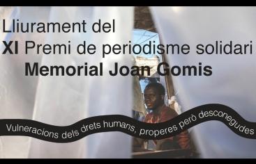 Resultat Premis Memorial Joan Gomis 2016