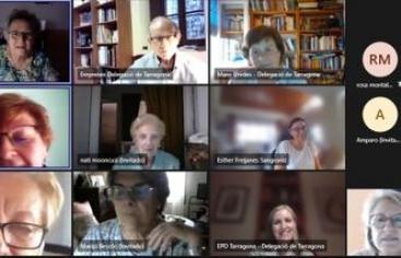 Reunió amb voluntaris/es de la demarcació