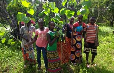 Senegal - Foto Adele Lassalas Mans Unides - Reforestació
