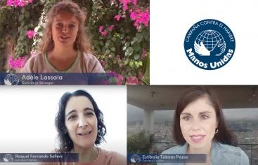 Personal expatriado Convenios Manos Unidas - Cooperación Española - AECID