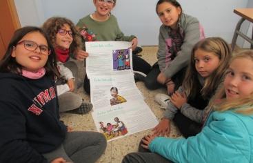 Tallers gratuïts a les escoles d'Hospitalet i Barcelona