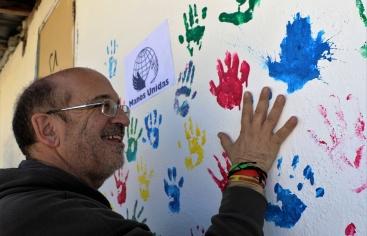 Miquel Cubeles, Projecte Fratelli. Foto: Marta Carreño al LIban