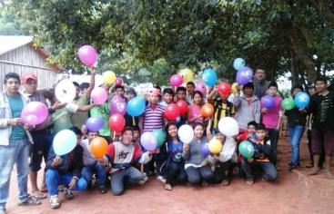Viaje de formación a Paraguay