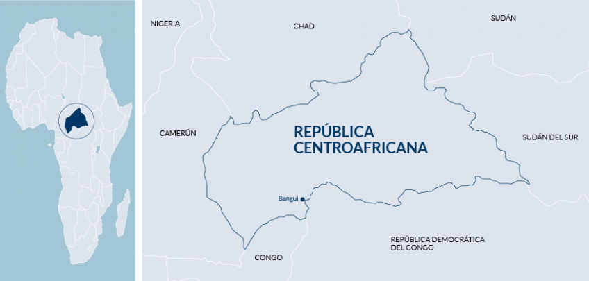 República Centreafricana