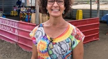 Virginia Alfaro. Angola.
