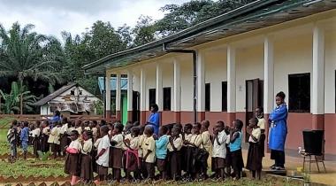 Minut de silenci al Camerun