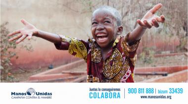 Manos Unidas lanza su Campaña 62: Contagia solidaridad para acabar con el hambre