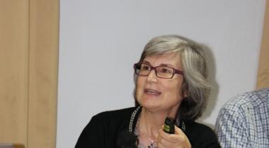 María Jesús Pérez. Fundación Maquita. Foto: Manos Unidas