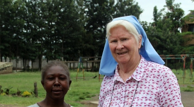 Sister Mary Kileen. MPC. Foto: Manos Unidas/Marta Carreño