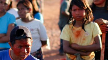 Los guaraníes-kaiowá afrontan un permanente genocidio y etnocidio