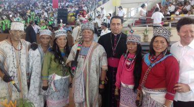 Entrevista a Monseñor Joaquín Pinzón, Vicario Apostólico de Puerto Leguízamo - Solano (Colombia)