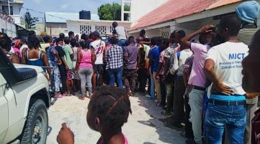 Haití se sume en la violencia y la crisis social - Foto Manos Unidas