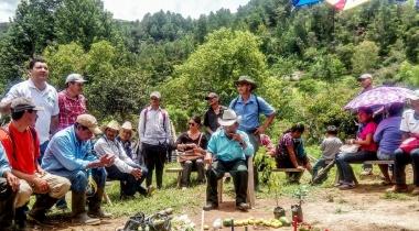 Hondures - Foto Raquel Carballo Mans Unides - Dia Drets Humans - Indígenes i extractives