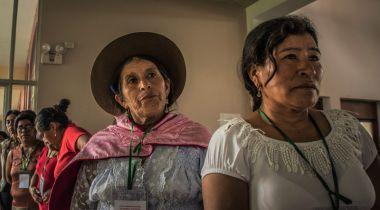 Violencia Sexual - Manos Unidas - Foto Luis Enrique Becerra - Asociación SER