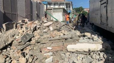 Terremoto en Haití. Foto: Manos Unidas