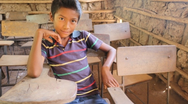 La Guajira, Colombia. Foto: Manos Unidas/María José Pérez