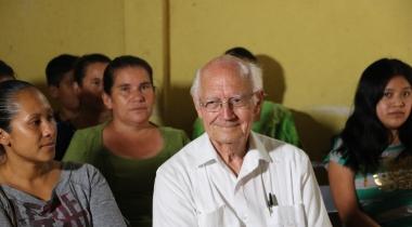 Padre Jesús Rodríguez/ Foto: Icíar de la Peña