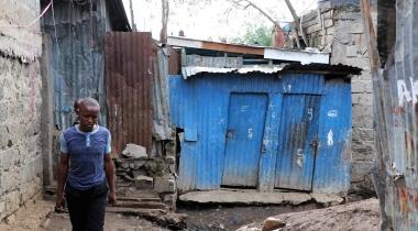 Coronavirus en los Slum de Mukruru_Foto:Manos Unidas/Marta Carreño