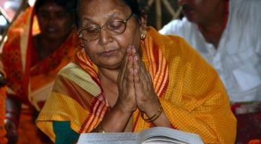 Dia Internacional de l'Alfabetització 2020. Foto: Índia. Mans Unides/Javier Fernández