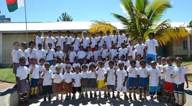 «Treballar per no deixar ningú enrere» (Dia Internacional de les Persones amb Discapacitat 2020). Foto: Mans Unides/Madagascar/