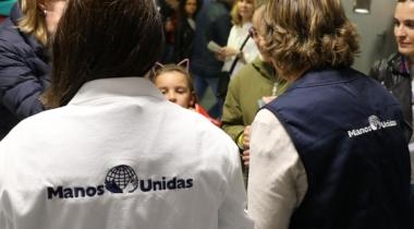 Dia Internacional del Voluntariat 2020. Foto: Mans Unides