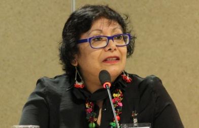 Julia Cuadros. Directora ejecutiva de CooperAcción. Foto: CooperAcción