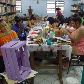 Tatarendy - Manos Unidas - Paraguay