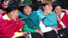 Resumen del convenio en Atapo Palmira, Ecuador - 2014