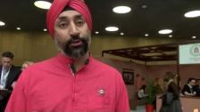 Laudato Si': Connecting climate change and social justice - Harjeet Singh, ActionAid Int.